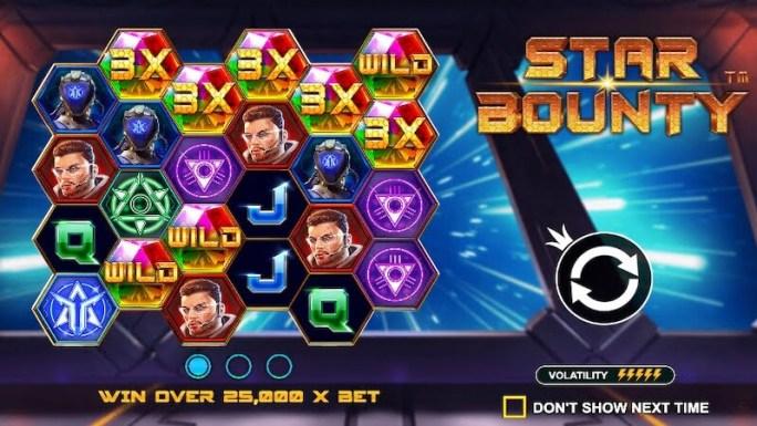 star bounty slot rules