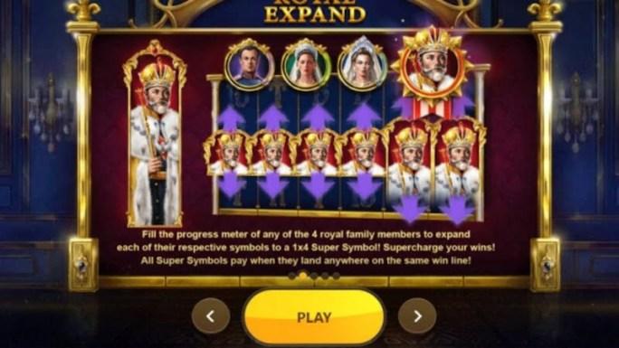 golden tsar slot rules