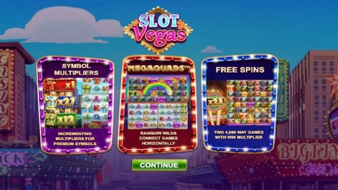 slot vegas rules