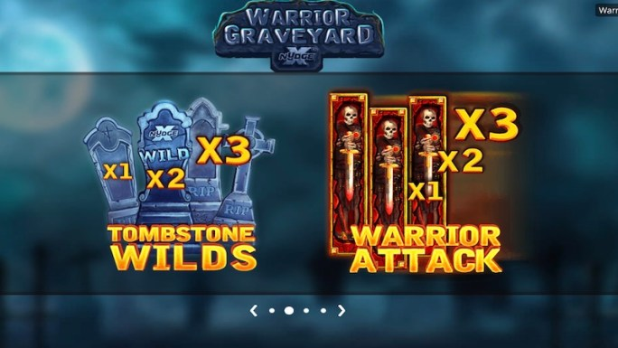 warrior graveyard slot rules