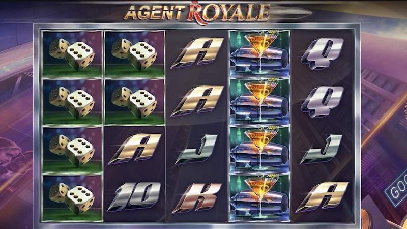 agent royale slot gameplay