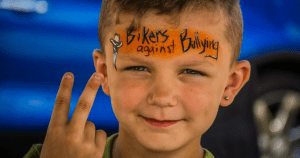 Bikers Against Bullying - for the kids