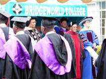 Lecturers' processional
