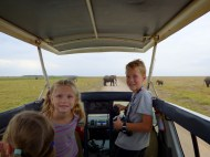 Happy Safari-ers.