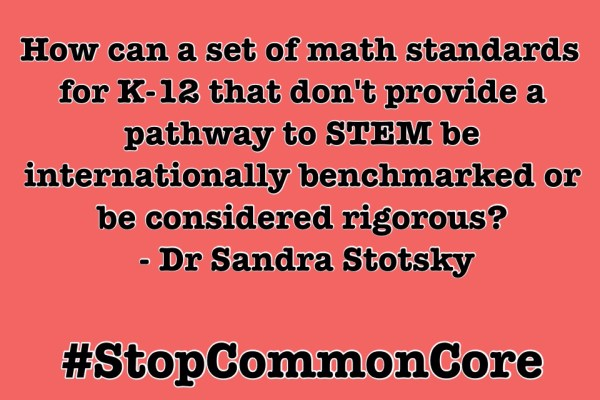 Stop Common Core In Washington State Citizens