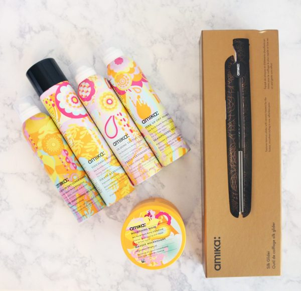 Amika Hair Products Stop Drop & Vogue