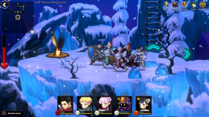 Aria Chronicle game review