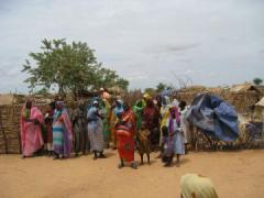 The resilient Darfuri women