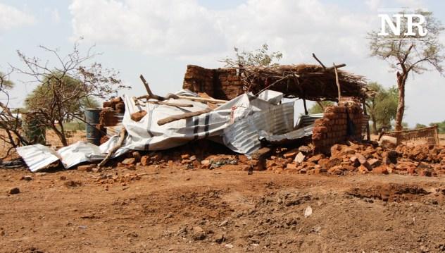 NR Sudan destruction