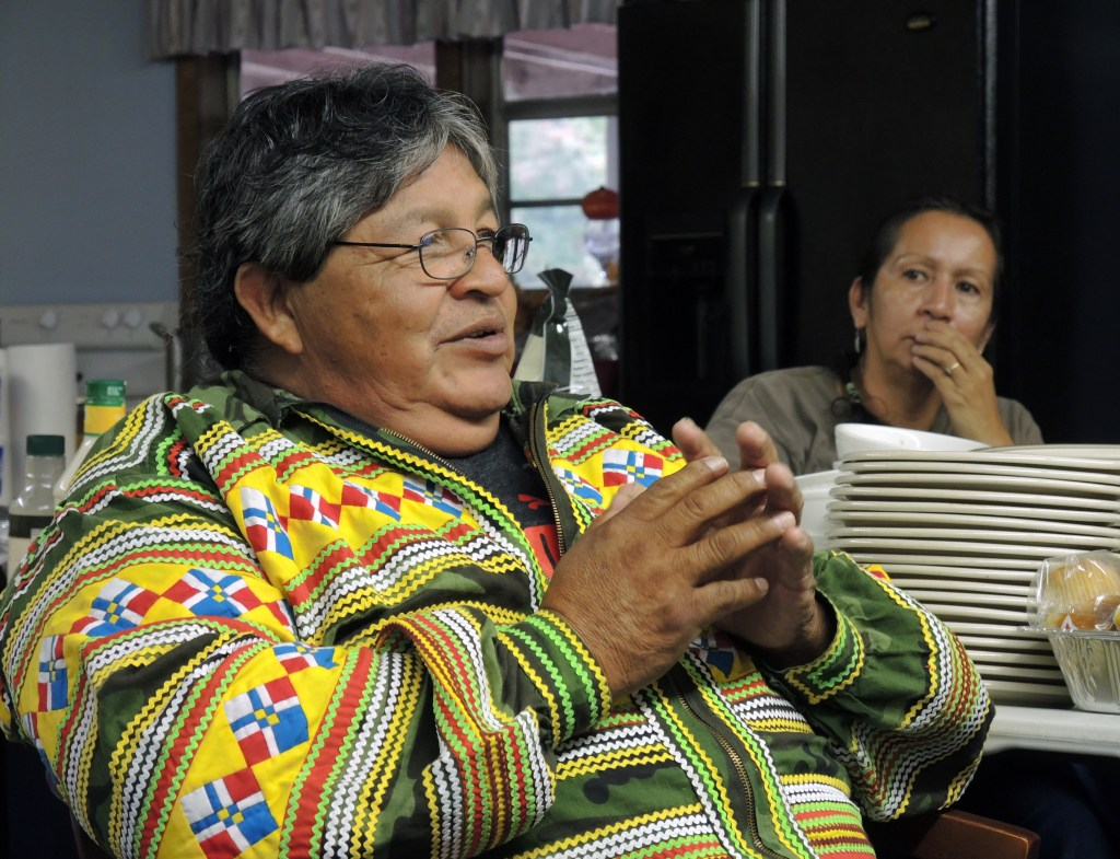 Indigenous Peoples Unite to Stop Genetically Engineered Trees