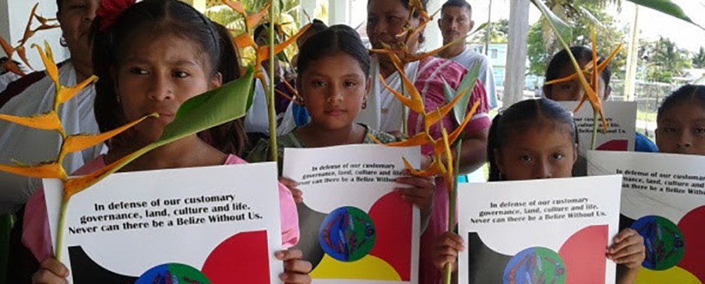 13 Maya Villagers Stand Trial in Belize
