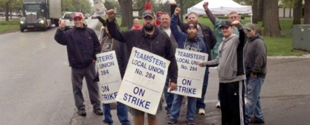 Unfair Labor Practice Strike Against International Paper Continues