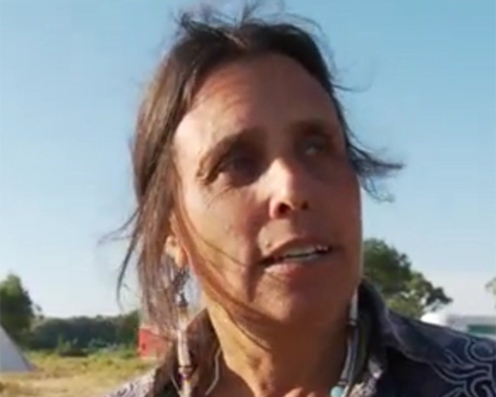 WATCH: Native American Activist Winona LaDuke Says It's Time to Move On from Fossil Fuels