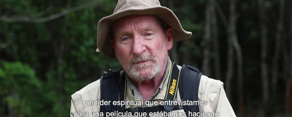 Video: Orin Langelle speaks out against GE trees in Chile (Entrevista destacada Orin Langelle: contra los árboles Transgénicos en Chile)