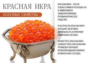 Красная икра и холестерин польза и вред продукта