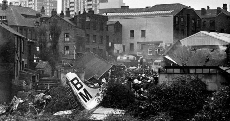 What Do You Know About The Stockport Air Disaster?