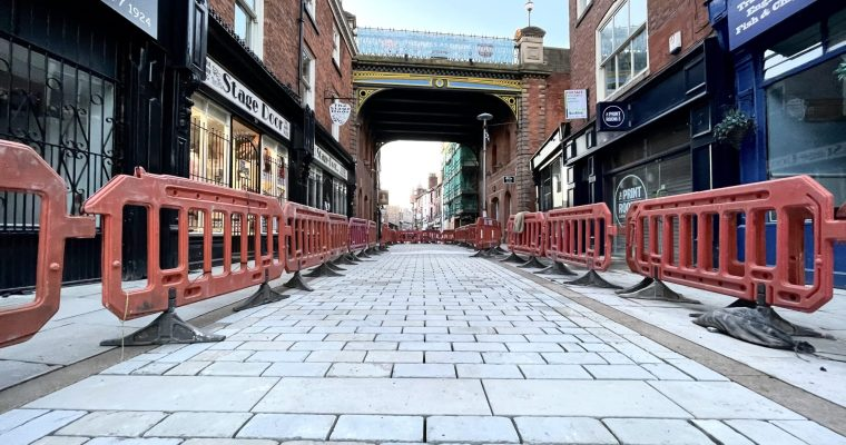 10 Reasons to be Excited about Stockport Underbanks