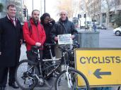 SkC meeting with TfL CEO and Cycling Commissioner - Cyclists