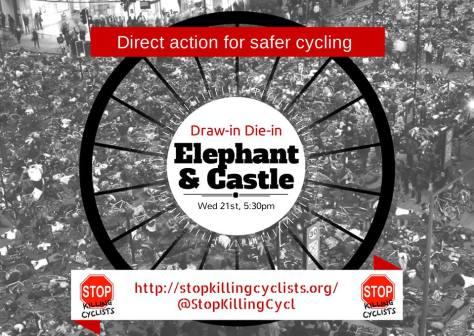 Stop Killing Cyclists - E&C event logo