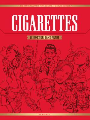 livre cigarettes dargaud