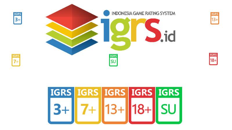 lambang Indonesia Game Rating System