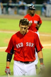 Middlebrooks back to the dugout2