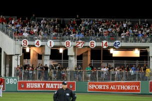 Red Sox Retired Numbers