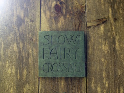 Slow Fairy Crossing