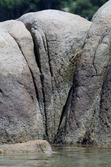 Wingaersheek Rock Formation 2