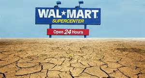 Walmart Drought