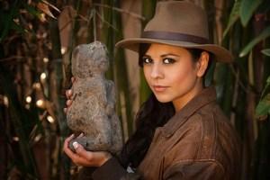 Female Anti-Masturbation Archeologist