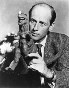 Ray Harryhausen Beast Puppet