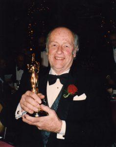 Ray Harryhausen Academy Award Oscar