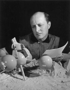 Art Clockey 1950s