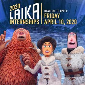 Laika Internships 2020