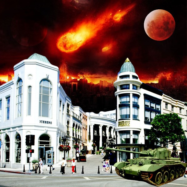 asteroids on rodeo drive