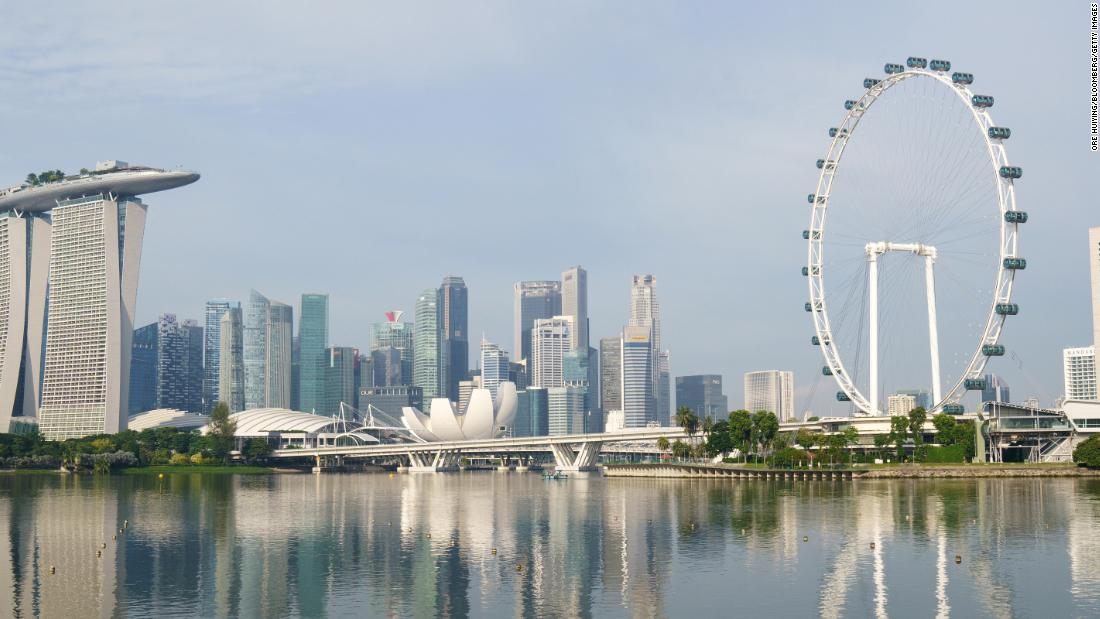 """CDC travel advisories: Singapore placed at Level 4, """"highest risk"""" for Covid"""