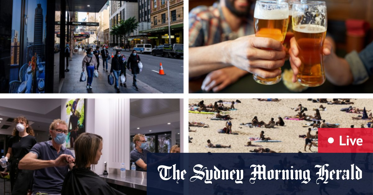 NSW COVID restrictions lifted, 5km bubble scrapped; pubs, clubs reopen