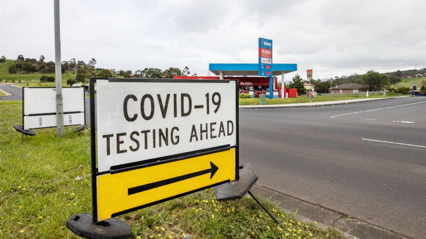 No new cases as southern Tasmania passes halfway point of COVID snap lockdown