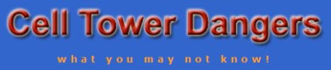 Cell Tower Dangers logo