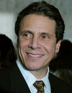 NY State Attorney General Andrew Cuomo