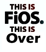 Verizon's FiOS expansion is still dead.
