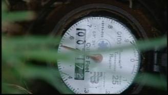 The meter is lurking