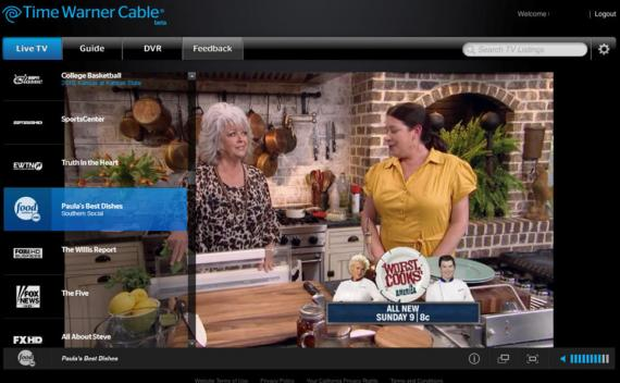 Time Warner Cable Adding Local Channels To Twc Apps