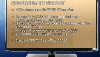 Hidden Rate Hike: Spectrum Drops Premium Networks from TV