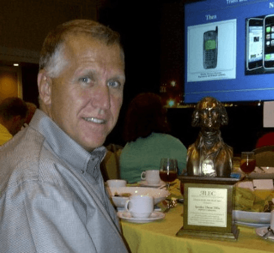 "Tillis was honored in 2011 as ALEC's ""Legislator of the Year"" and received an undisclosed cash reward."