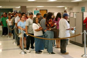 The unemployment line is in the future for 1,000 Frontier employees.