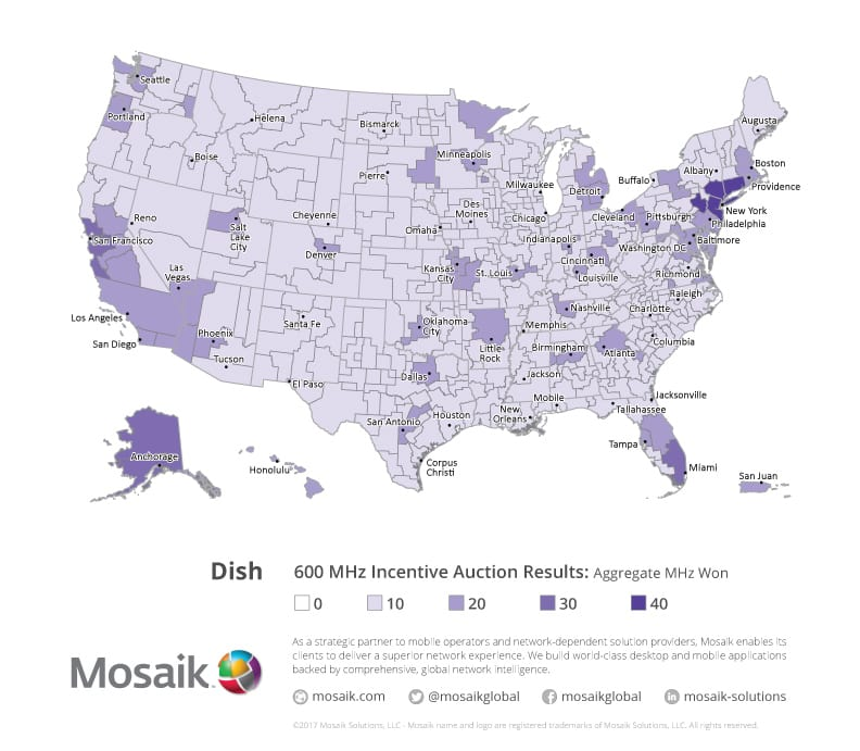 Will The FCCs Spectrum Auction Improve Your Service Lets Look At - T mobile coverage map florida