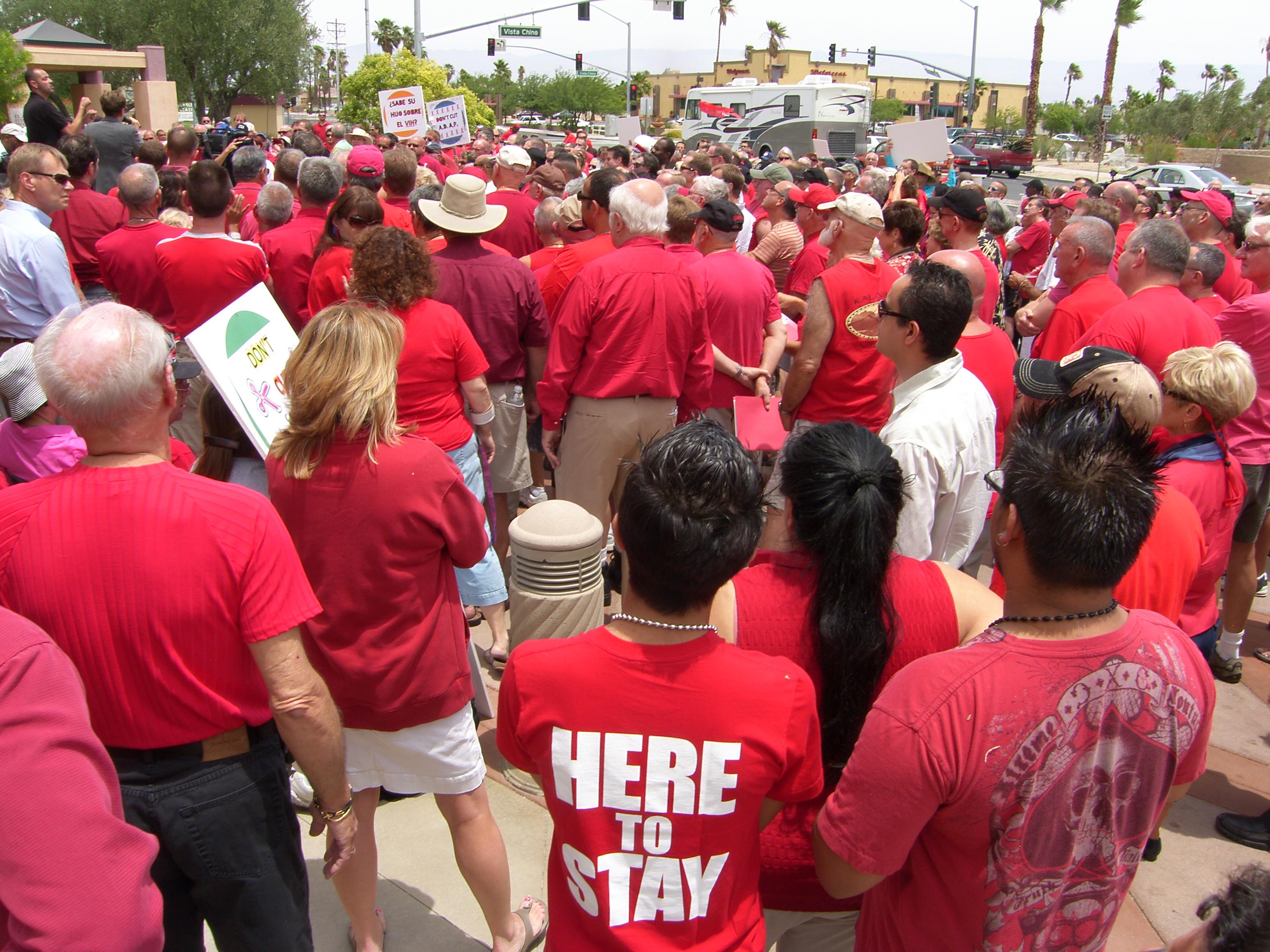 Palm Springs Rally