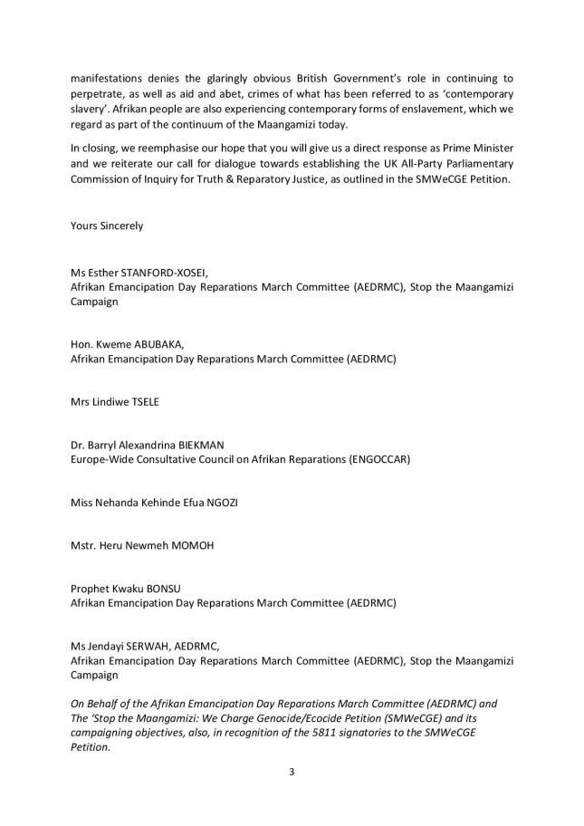 Reparatory Justice   stopthemaangamizi.com   Page 3